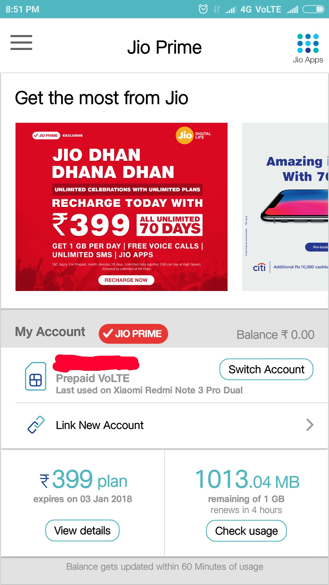 MyJio App - Page 2 - Jio apps discussion - Reliance Jio & Reliance